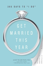 Get Married This Year book cover